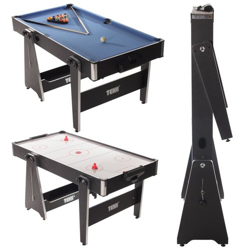 Tekscore Folding-leg Multi-Games Table (5ft)