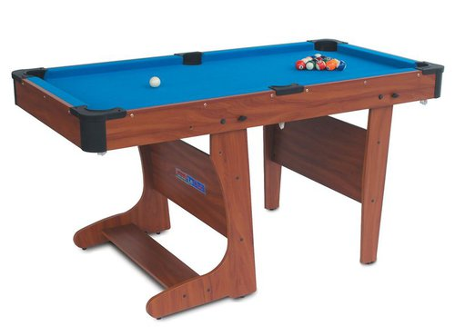 BCE Clifton Folding Pool Table (multiple sizes)