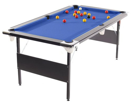 Deluxe Foldaway Pool Table (multiple sizes)