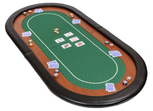 Champion Folding Oval Poker Table Top