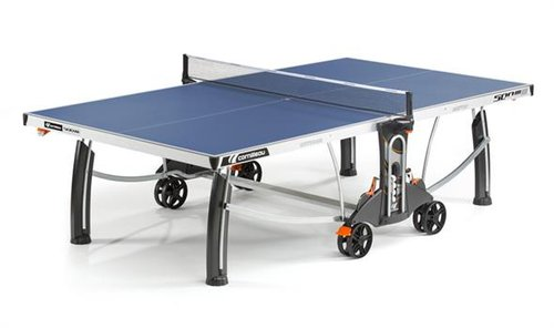 Cornilleau Performance 500M Outdoor Table Tennis Table- Blue .jpg