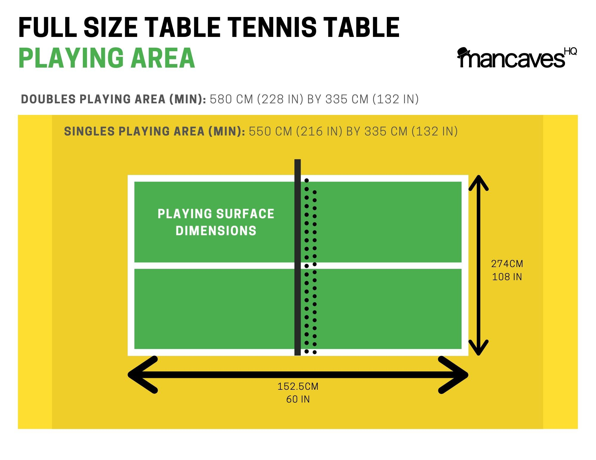 Full Size Table Tennis Table Playing Area.jpg