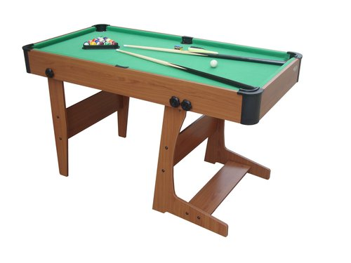 Gamesson Eton L-Foot 4ft 6 Pool Table