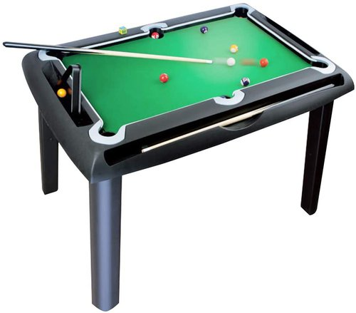 Kids Pool & Billiards Table for Indoors and Outdoors