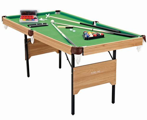 Pureline 6ft Folding Pool & Snooker Table.jpg