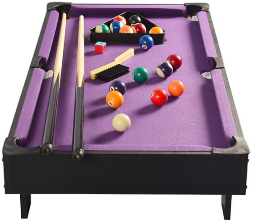 TYP Mall Multifunctional Children's Desktop Pool Table