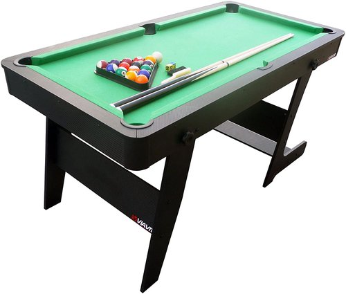 Viavito PT100X 5ft Folding Pool Table with Accessories.jpg