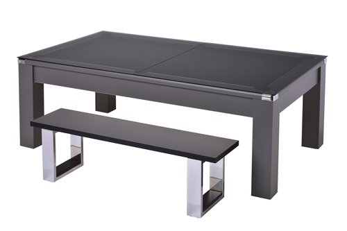 Avant Garde 2.0 Slate Bed Pool Dining Table