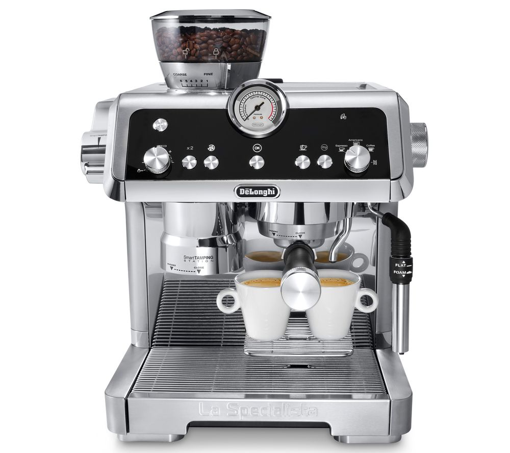 The 8 Best Bean to Cup Coffee Machines: Reviews and Buying Guide! |  Mancaves HQ