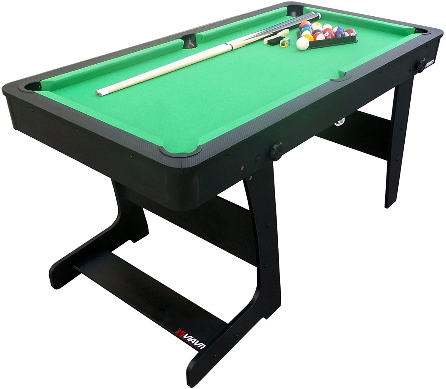 Top 8 Foldable Pool Tables What To Look For In A Folding Pool Table Mancaves Hq